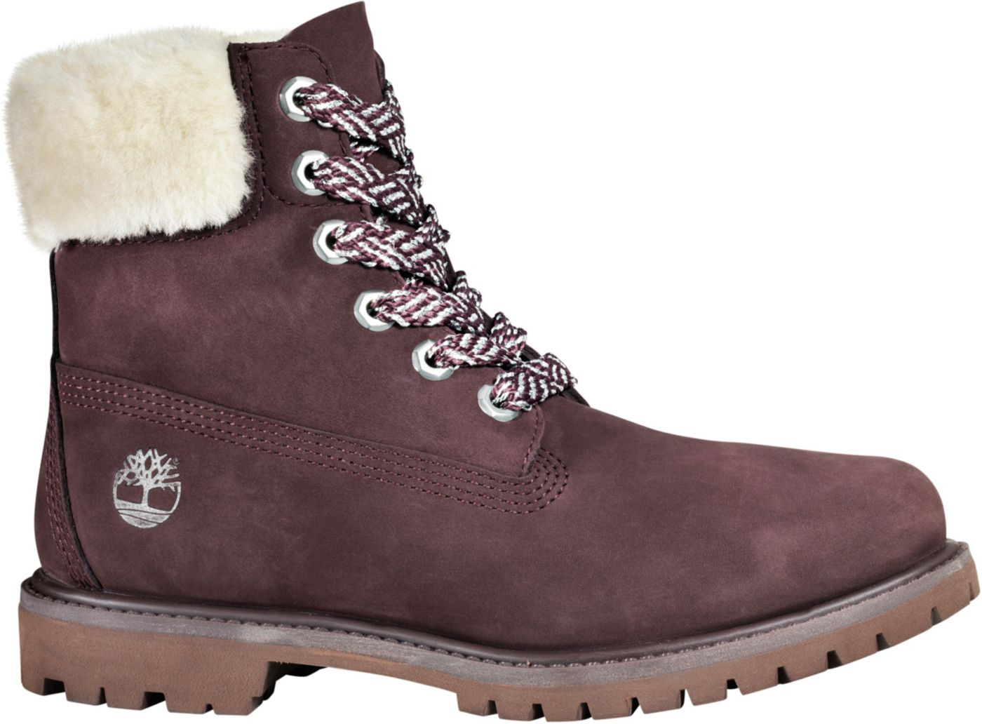 Timberland Women's 6'' Shearling 200g Waterproof Casual Boots