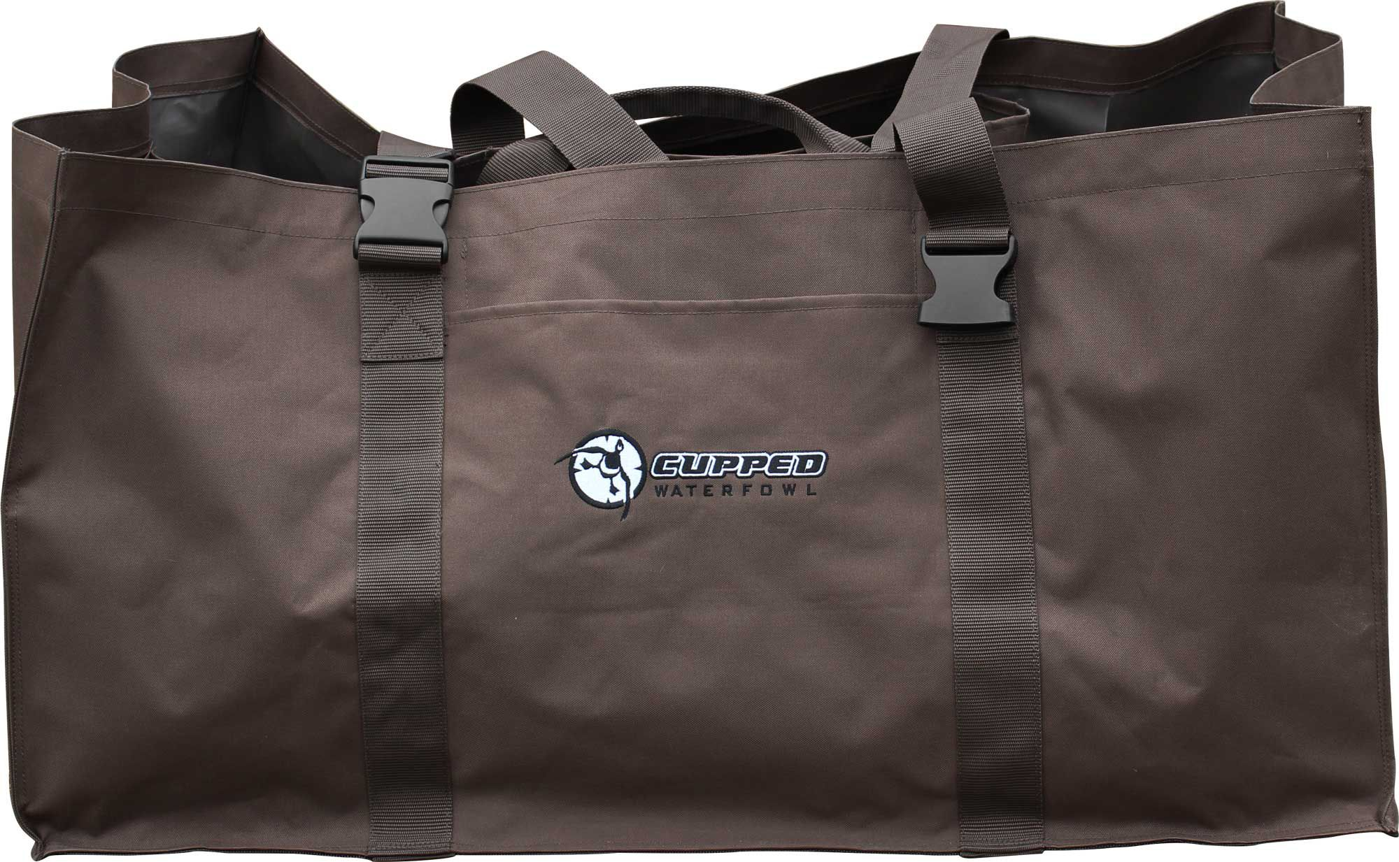 Cupped 6 Slot Goose Bag