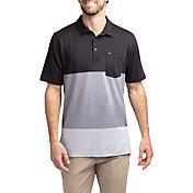 TravisMathew Men's Caddy Daddy Golf Polo