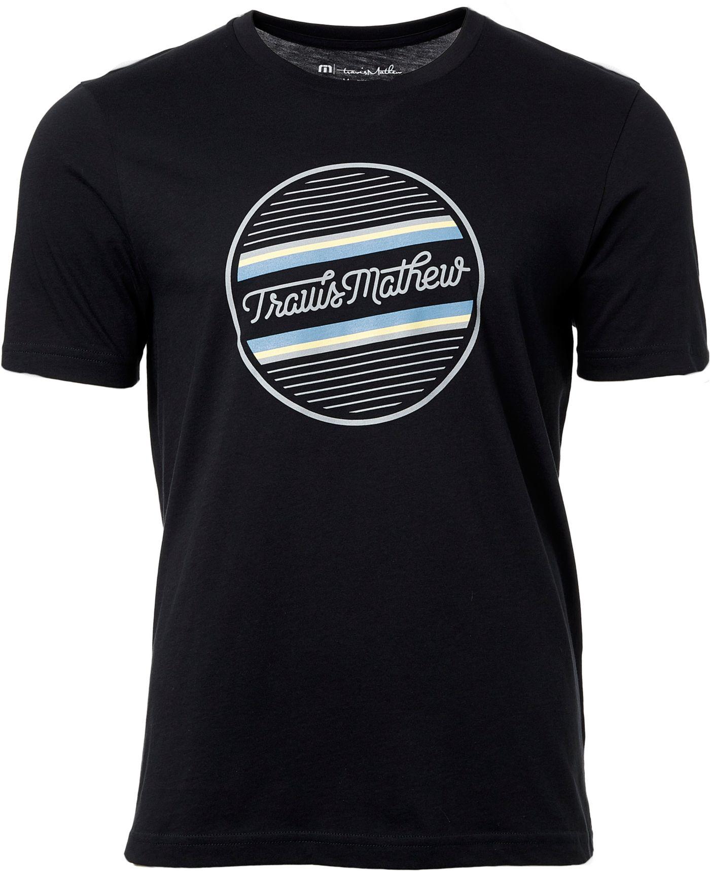 TravisMathew Men's Officially Unofficial Golf T-Shirt