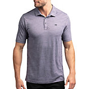 TravisMathew Men's Flying Tortilla Golf Polo