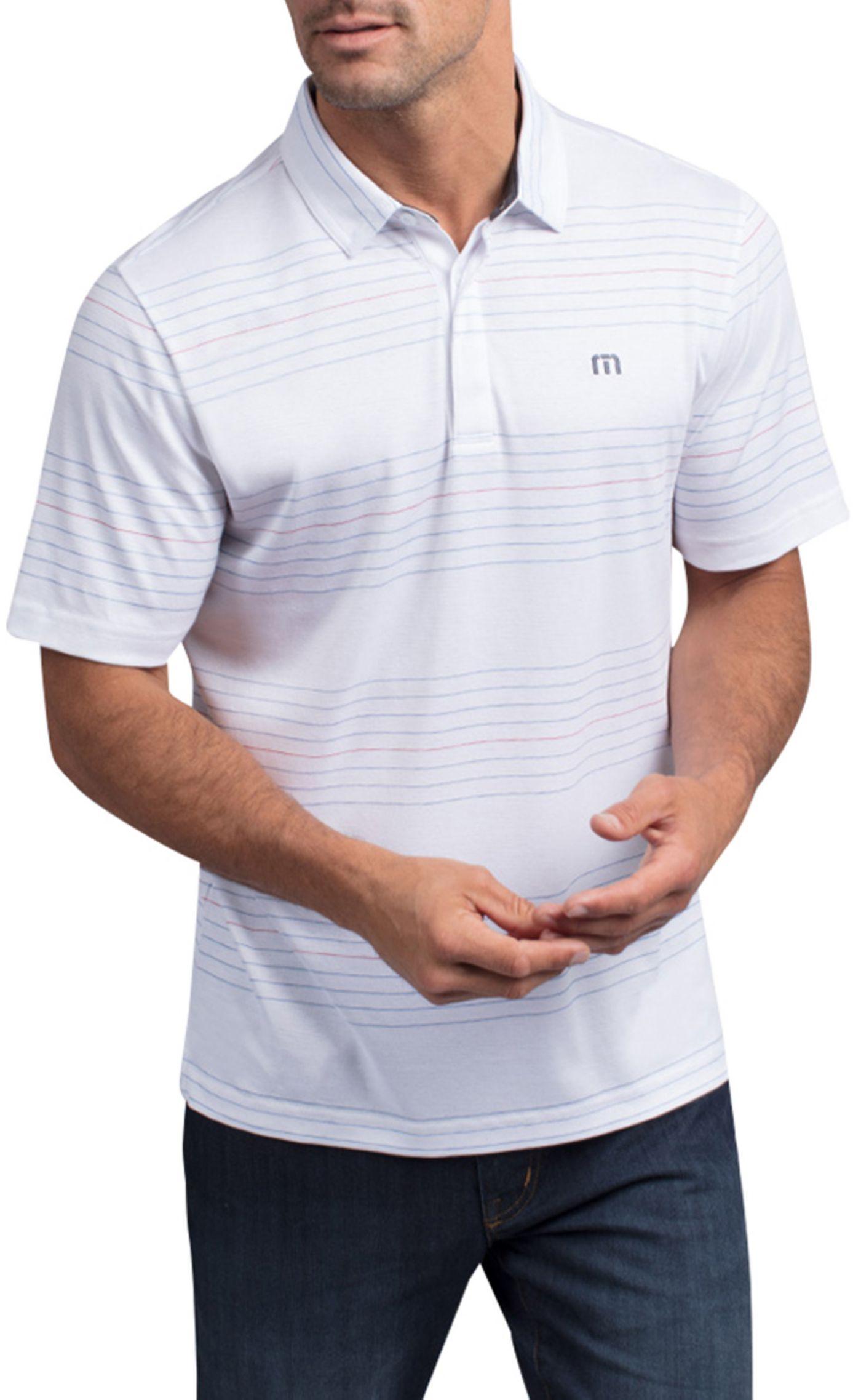 TravisMathew Men's Gooden Golf Polo
