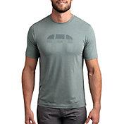 TravisMathew Men's Globe Trot Golf T-Shirt