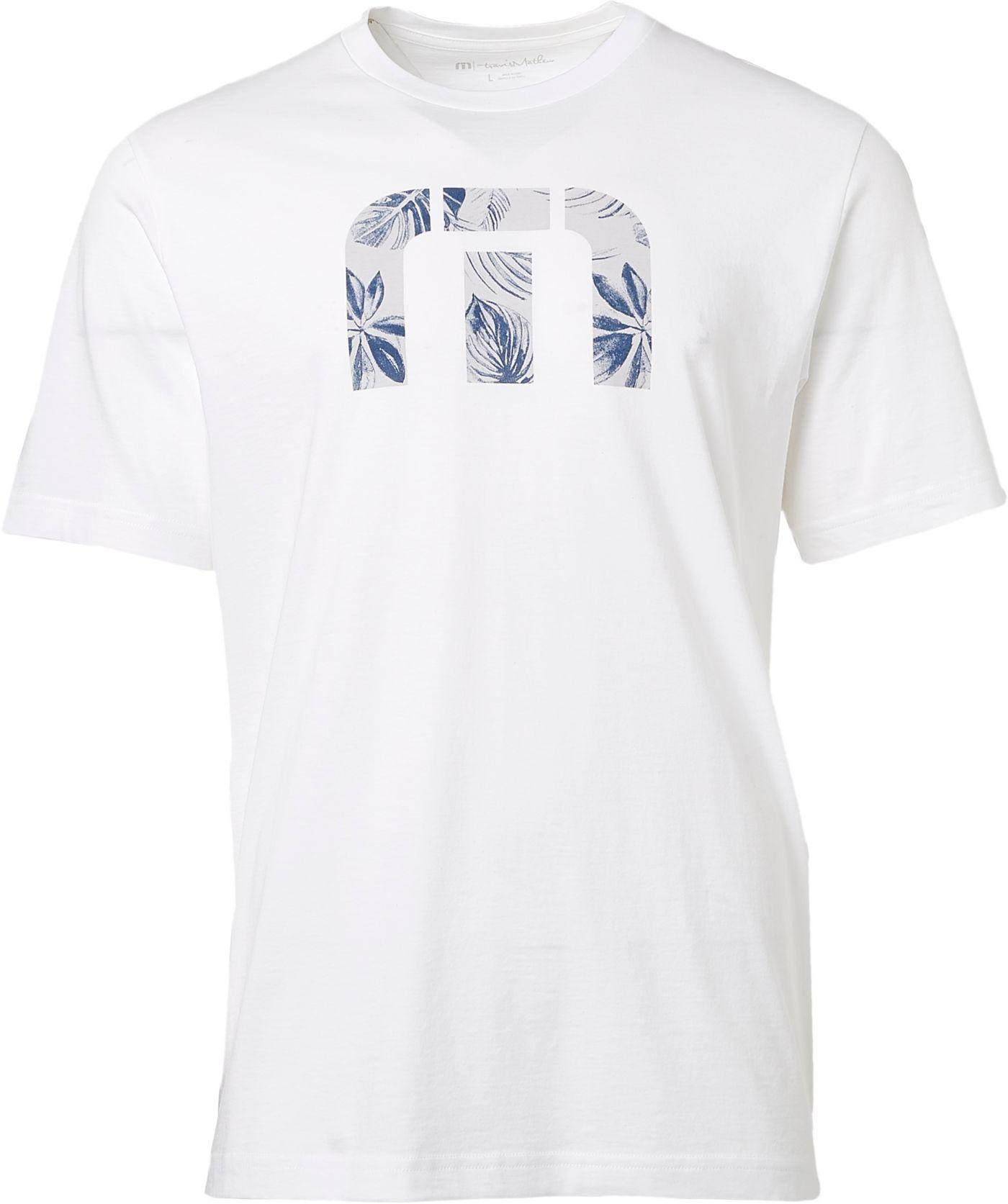 TravisMathew Men's Getaway Golf T-Shirt