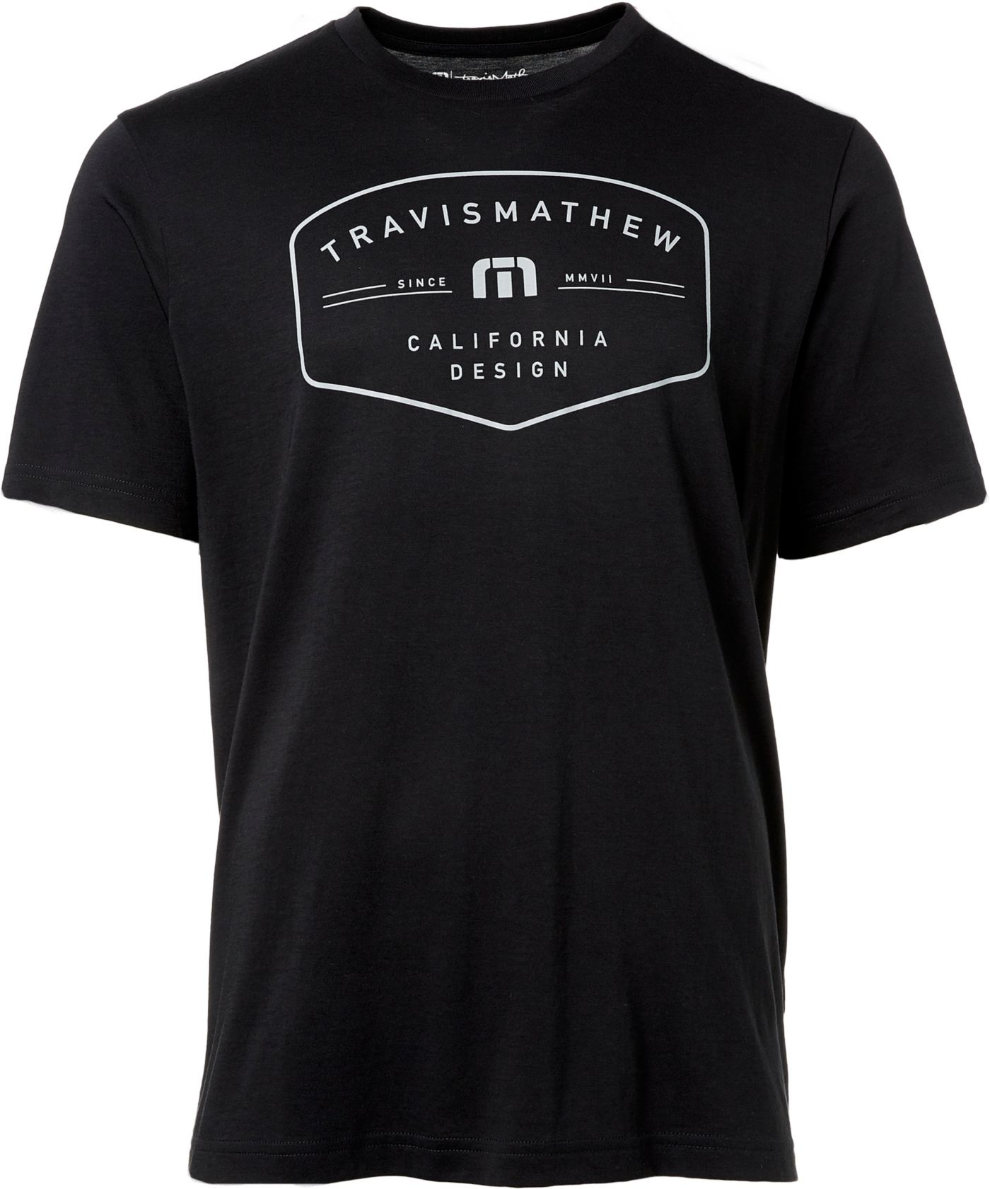 TravisMathew Men's Larriken Golf T-Shirt