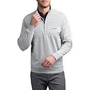 TravisMathew Men's Mantra ¼ Zip Golf Pullover