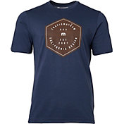 TravisMathew Men's End Of The Line Golf T-Shirt