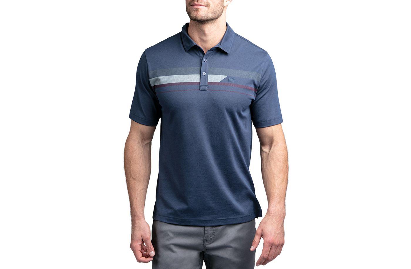 TravisMathew Men's Nash Golf Polo
