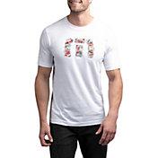 TravisMathew Men's Not So Silent Night Golf T-Shirt