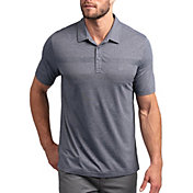 TravisMathew Men's Pull The Plug Golf Polo