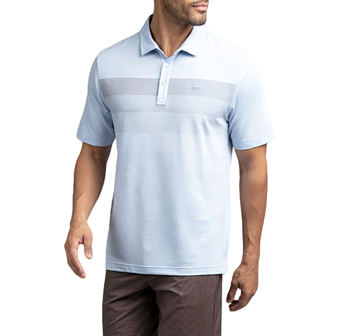 TravisMathew Men's Open To Buy Golf Polo