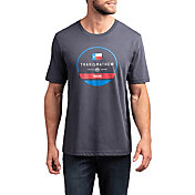TravisMathew Men's Prairie Sky Golf T-Shirt