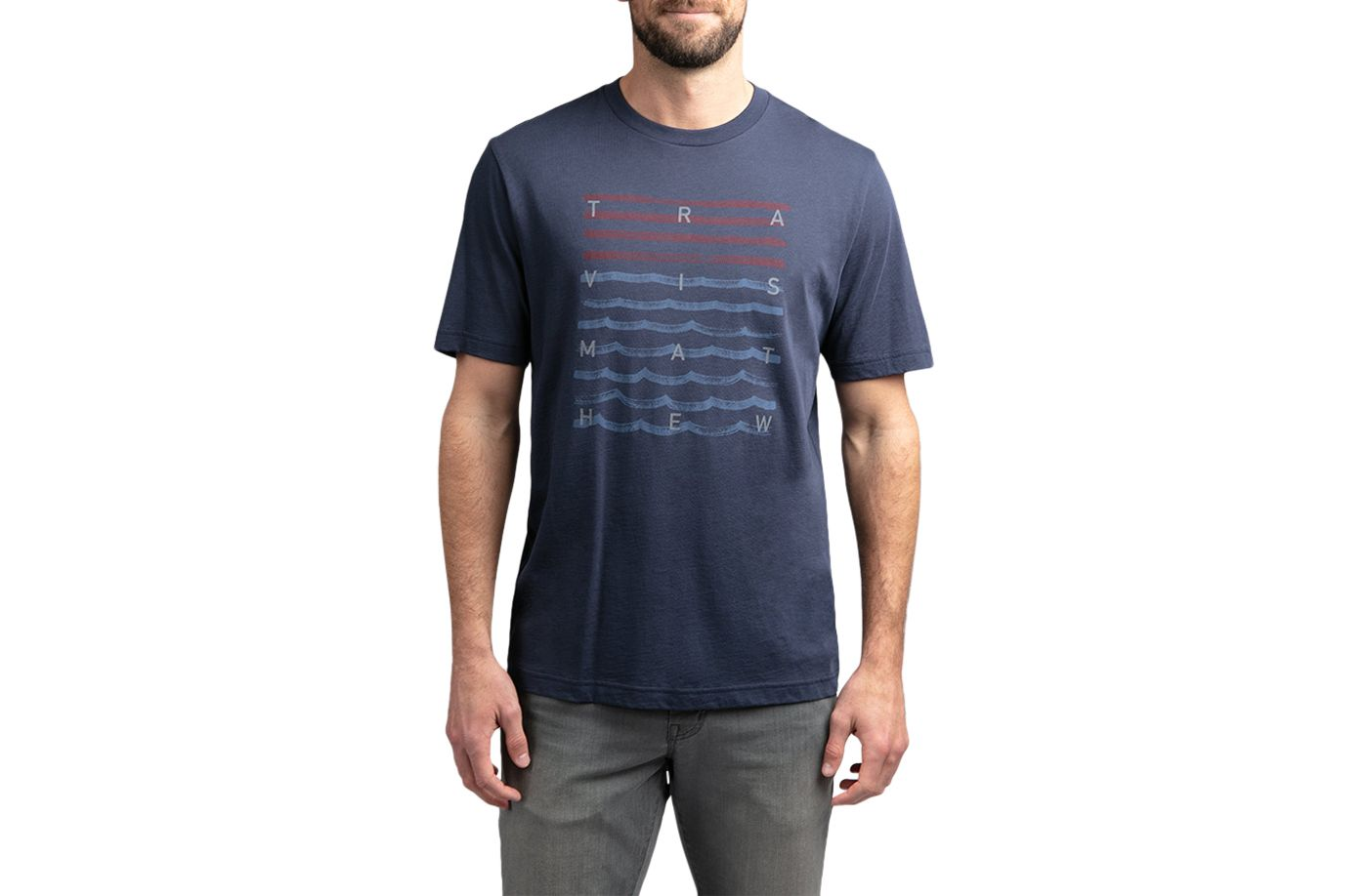 TravisMathew Men's Race Horse Golf T-Shirt