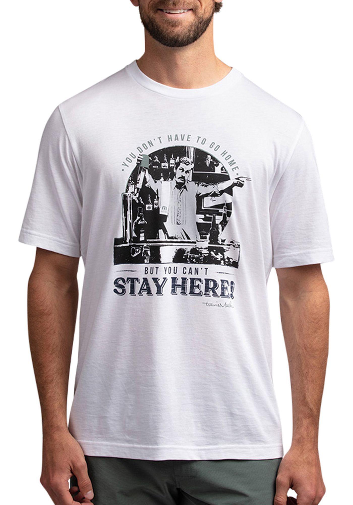 TravisMathew Men's Rick Roll Golf T-Shirt