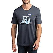 TravisMathew Men's Rockies Golf T-Shirt