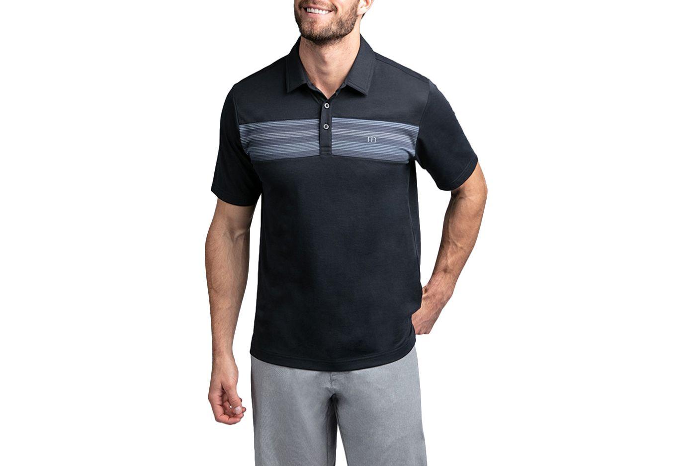 TravisMathew Men's Rosete Golf Polo