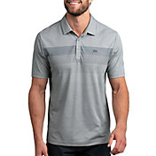 TravisMathew Men's Two Minute Drill Golf Polo