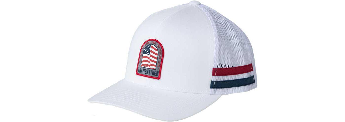 TravisMathew Men's Wolfhouse Golf Hat