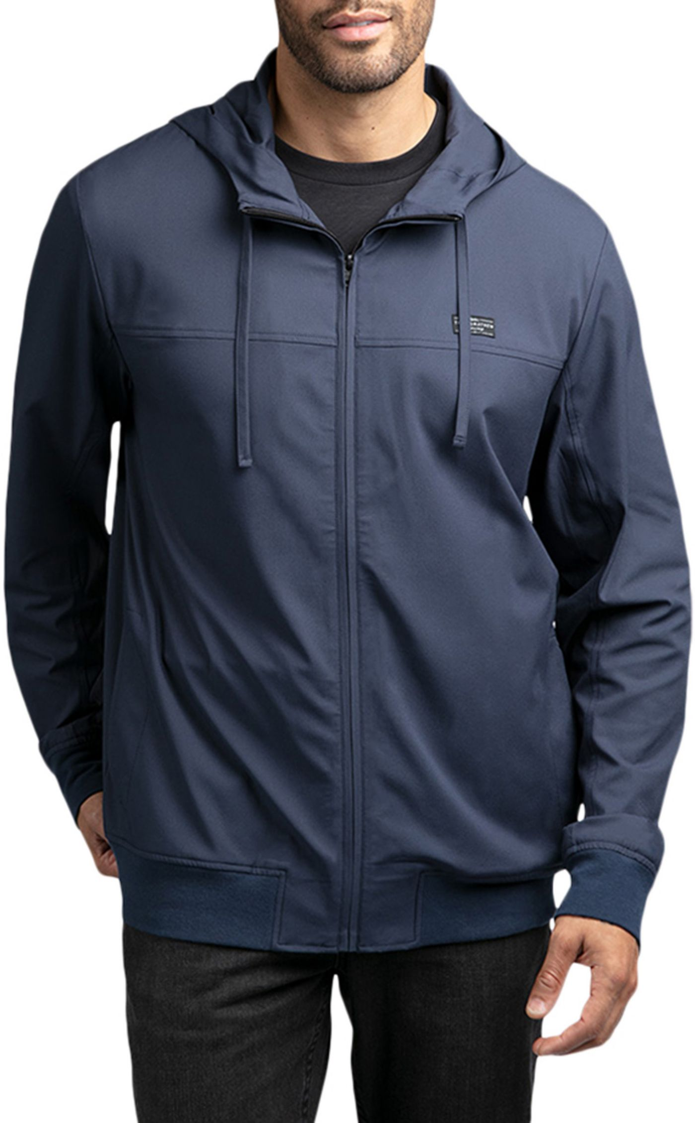 TravisMathew Men's Wanderlust Golf Jacket