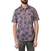 TravisMathew Men's Wave After Wave Button Down Golf Shirt