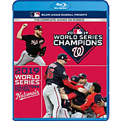 Team Marketing 2019 World Series Champions Washington Nationals Collector's Edition Blu-Ray DVD