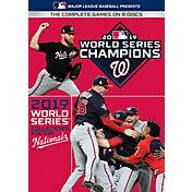 Team Marketing 2019 World Series Champions Washington Nationals Collector's Edition DVD