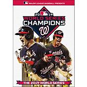 Team Marketing 2019 World Series Champions Washington Nationals DVD