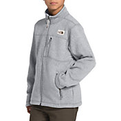 The North Face Boys' Gordon Lyons Full Zip Fleece Jacket