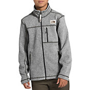 The North Face Boys' Gordon Lyons Full Zip Fleece Jacket