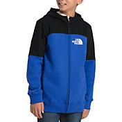The North Face Boys' Metro Logo Full Zip Hoodie