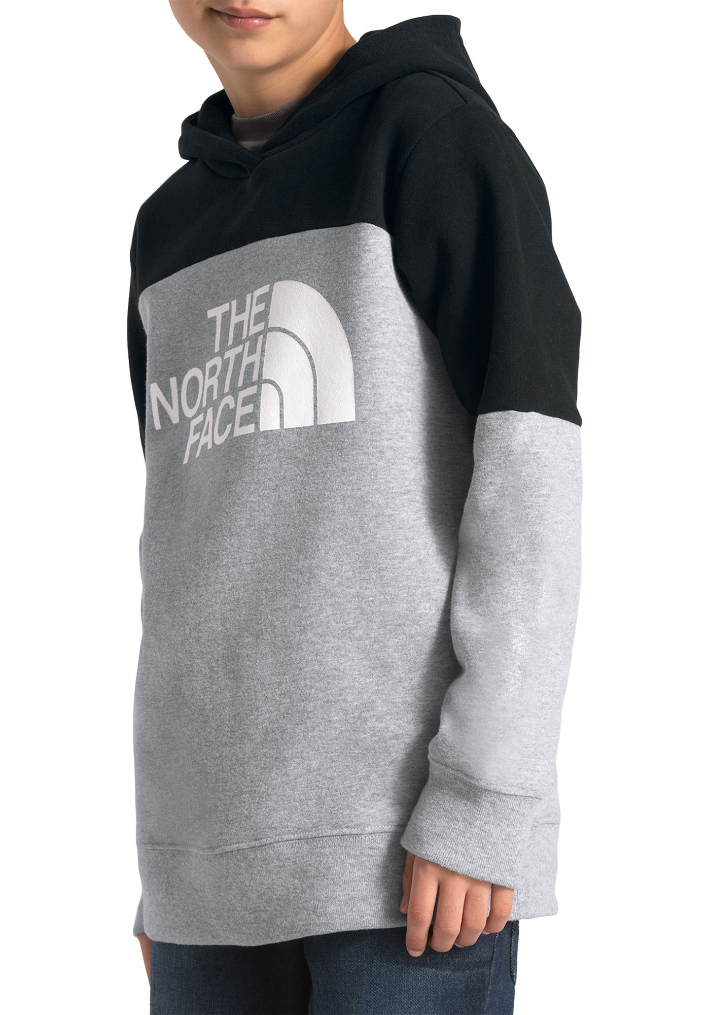 The North Face Boys' Metro Logo Pullover Hoodie