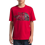 The North Face Boys' Graphic Short Sleeve T-Shirt