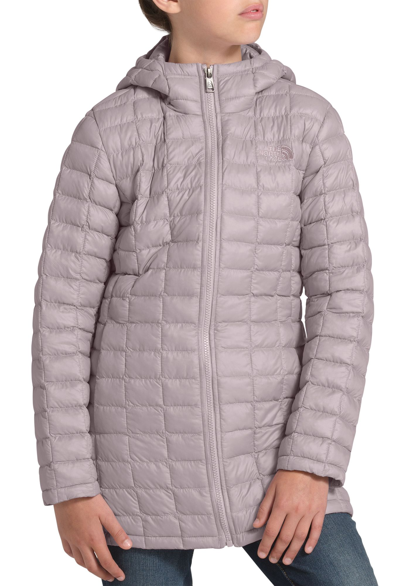 The North Face Girls' Eco Thermoball Parka