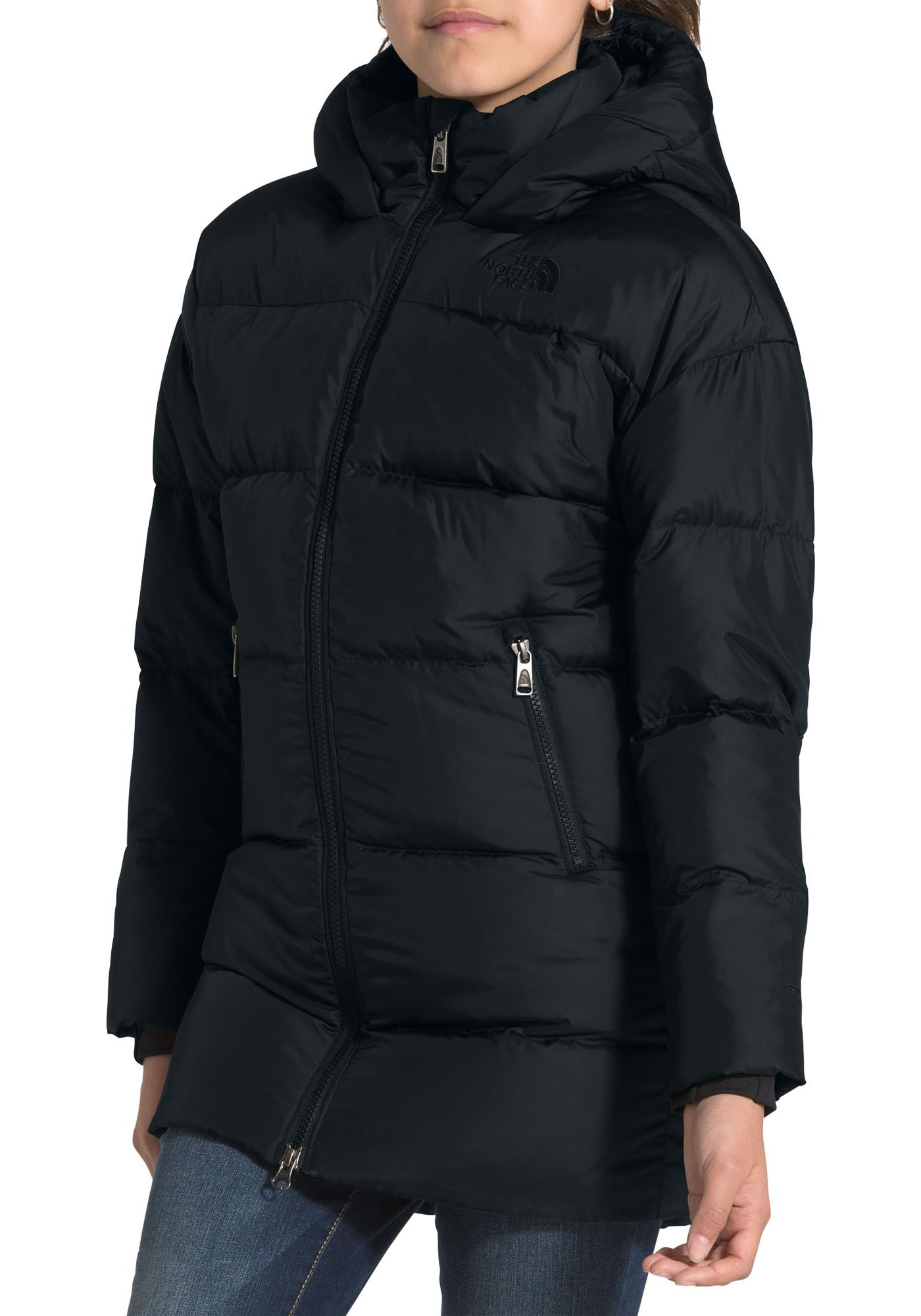 The North Face Girls' Gotham Down Parka