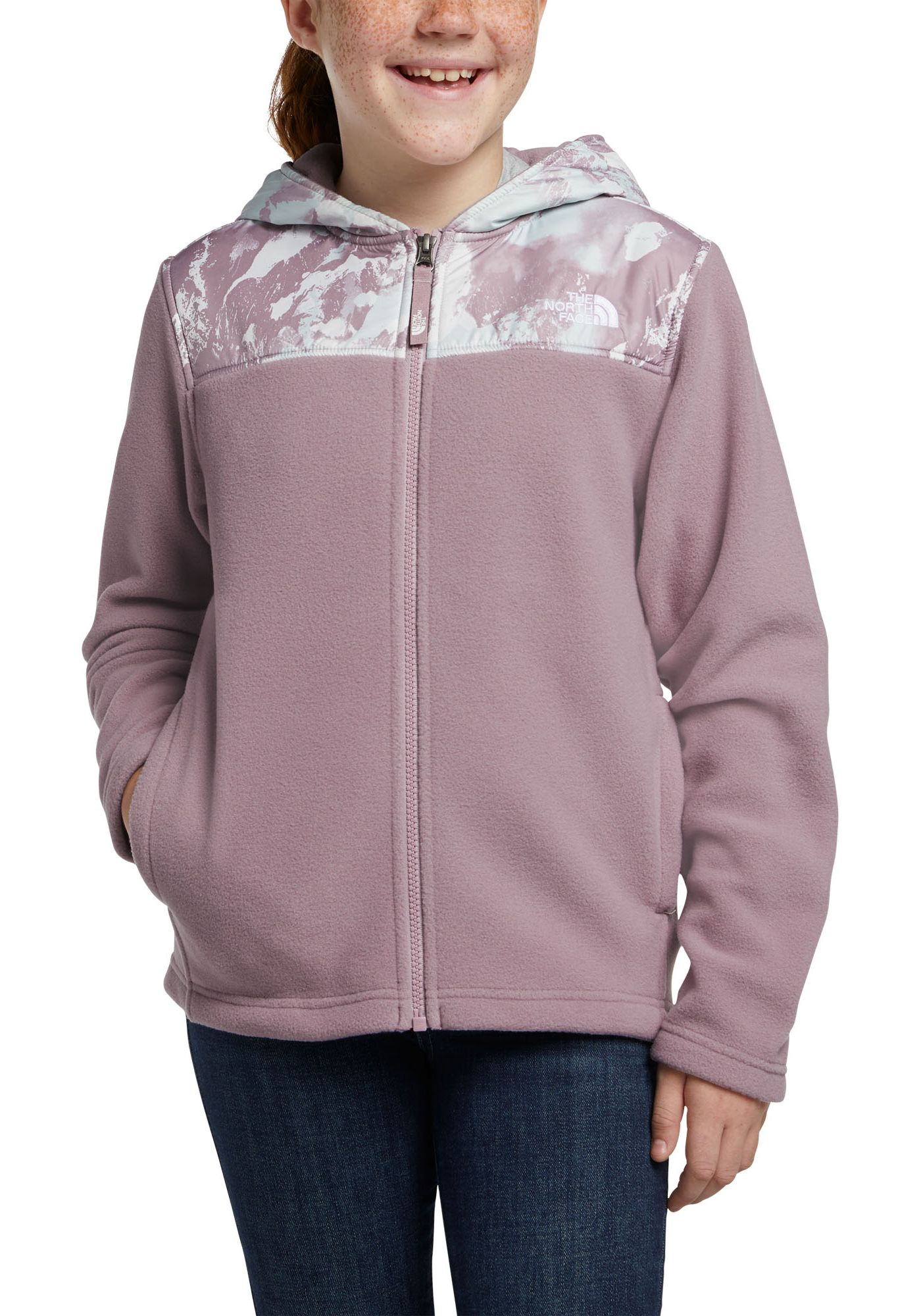 The North Face Girls' All Around Hoodie