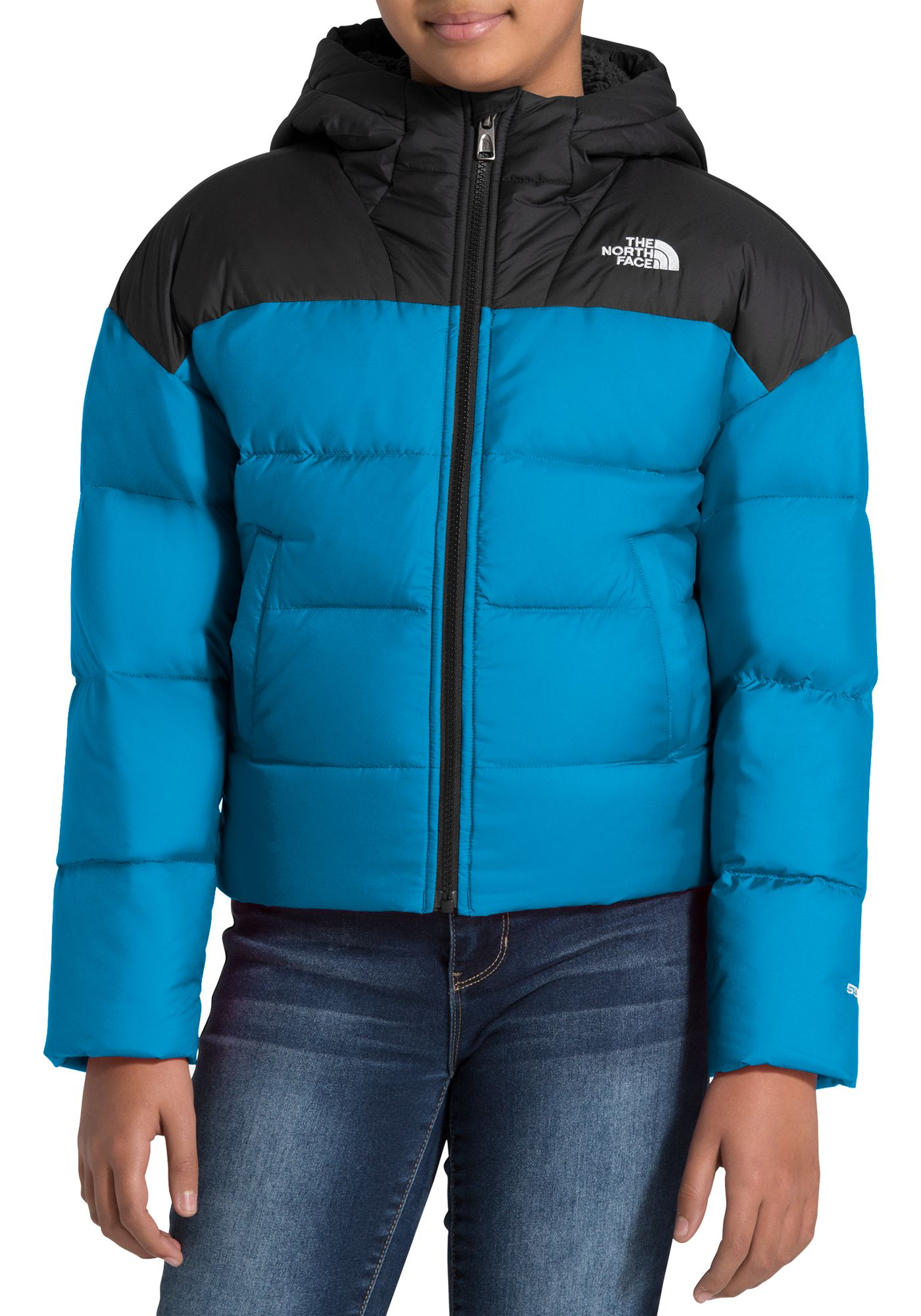 The North Face Girls' Moondoggy Down Jacket