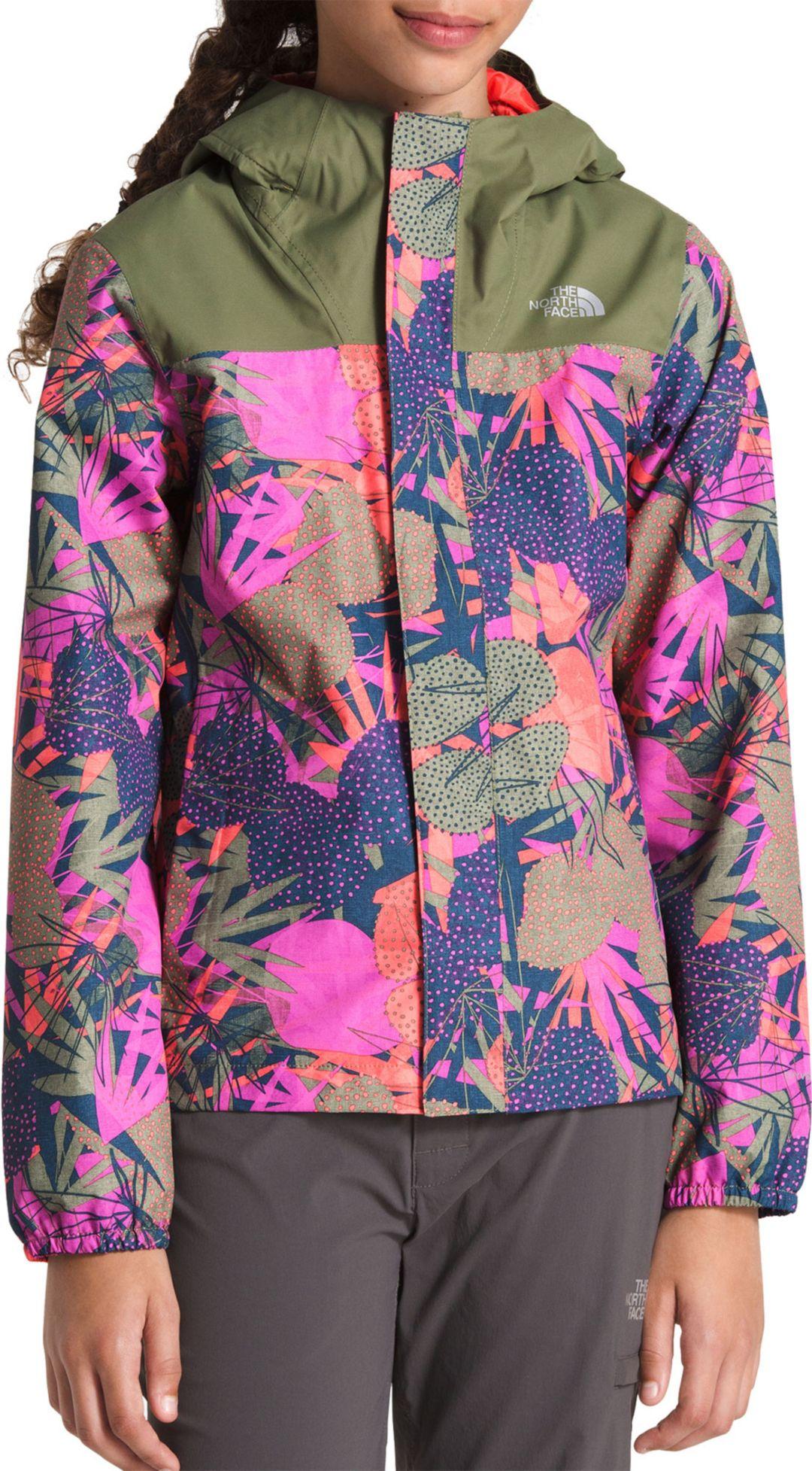 0335ef621 The North Face Girls' Resolve Reflective Jacket