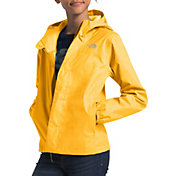 The North Face Girls' Resolve Reflective Jacket in TNF Yellow
