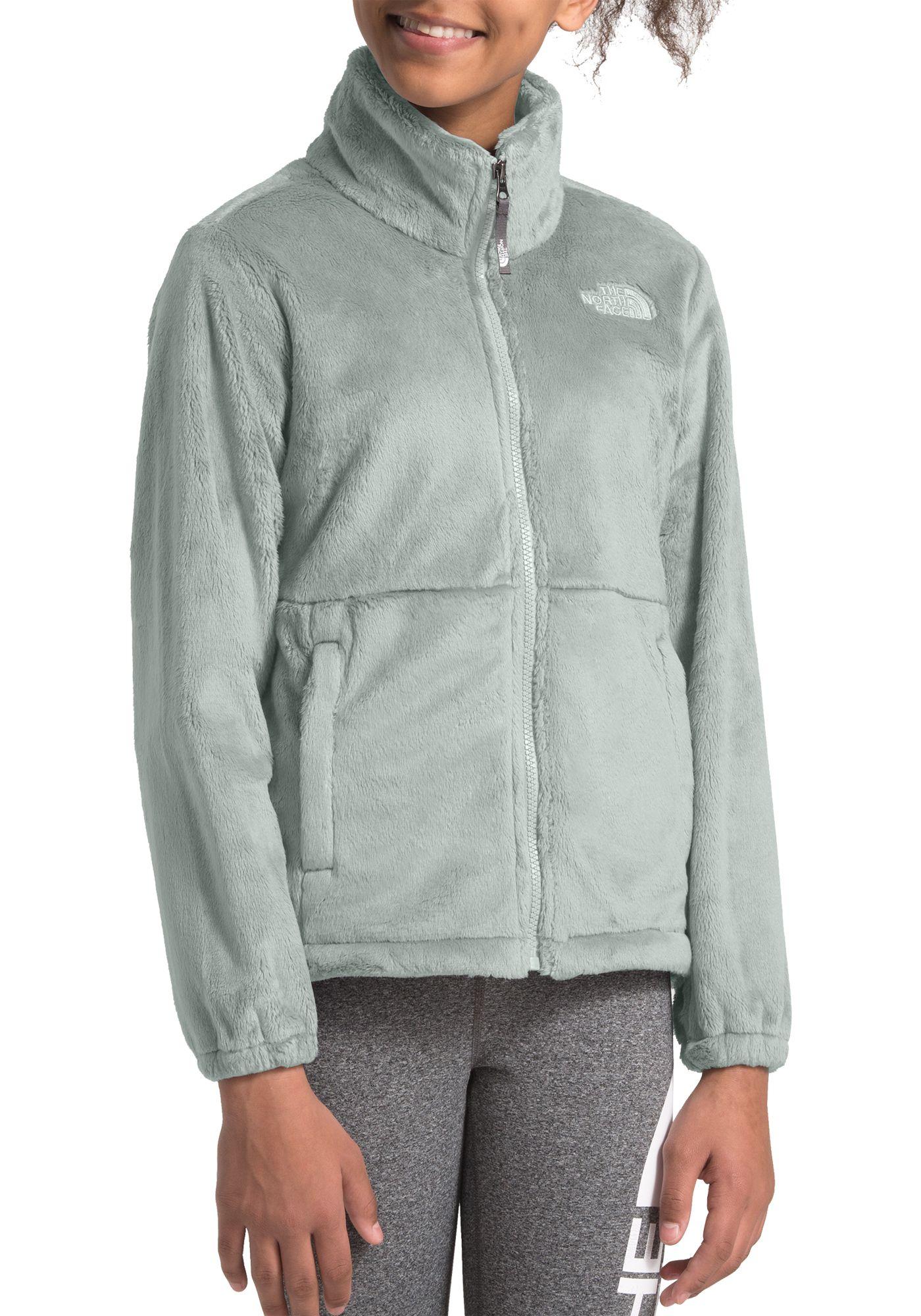 The North Face Girls' Osolita Fleece Jacket