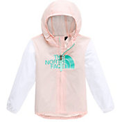The North Face Toddler Girls' Flurry Wind Jacket