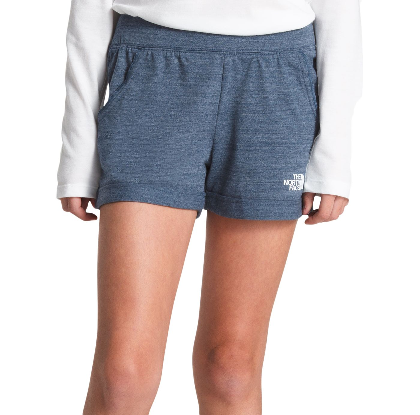 The North Face Girls' Tri-Blend Shorts