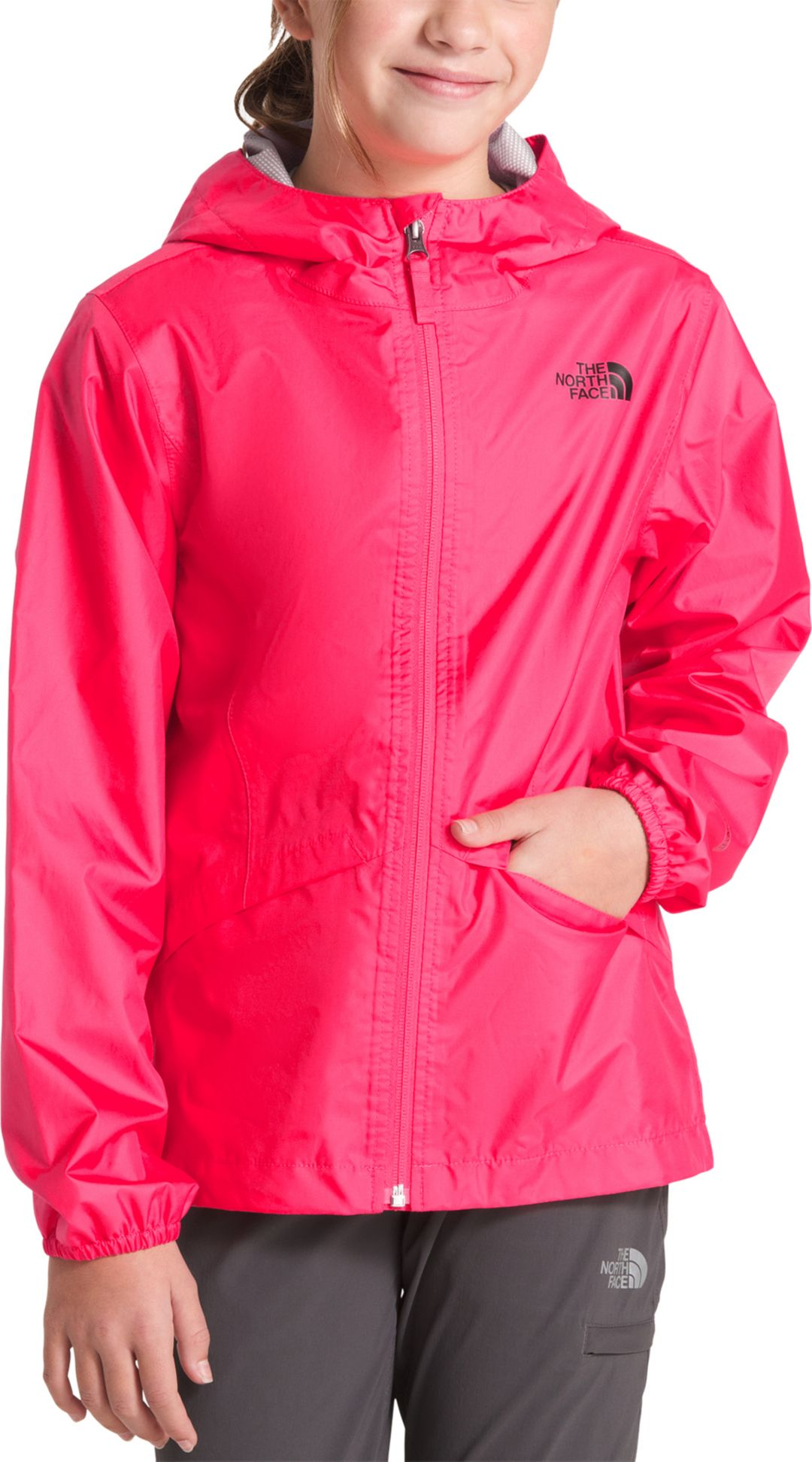4b47dba44 The North Face Girls' Zipline Rain Jacket | DICK'S Sporting Goods
