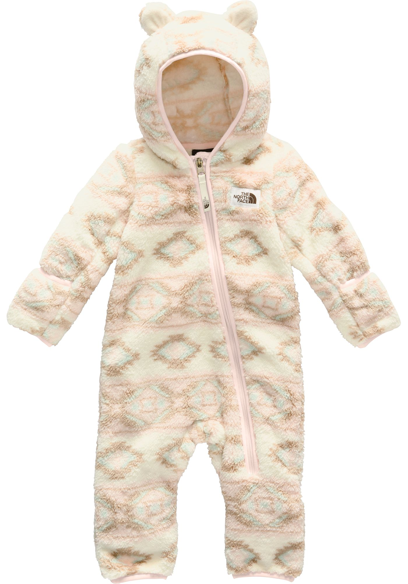 The North Face Infant Campshire Fleece Onesie