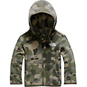 The North Face Infant Glacier Fleece Full Zip Hoodie