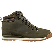 The North Face Men's Back-to-Berkeley EDX Leather 100g Waterproof Winter Boots