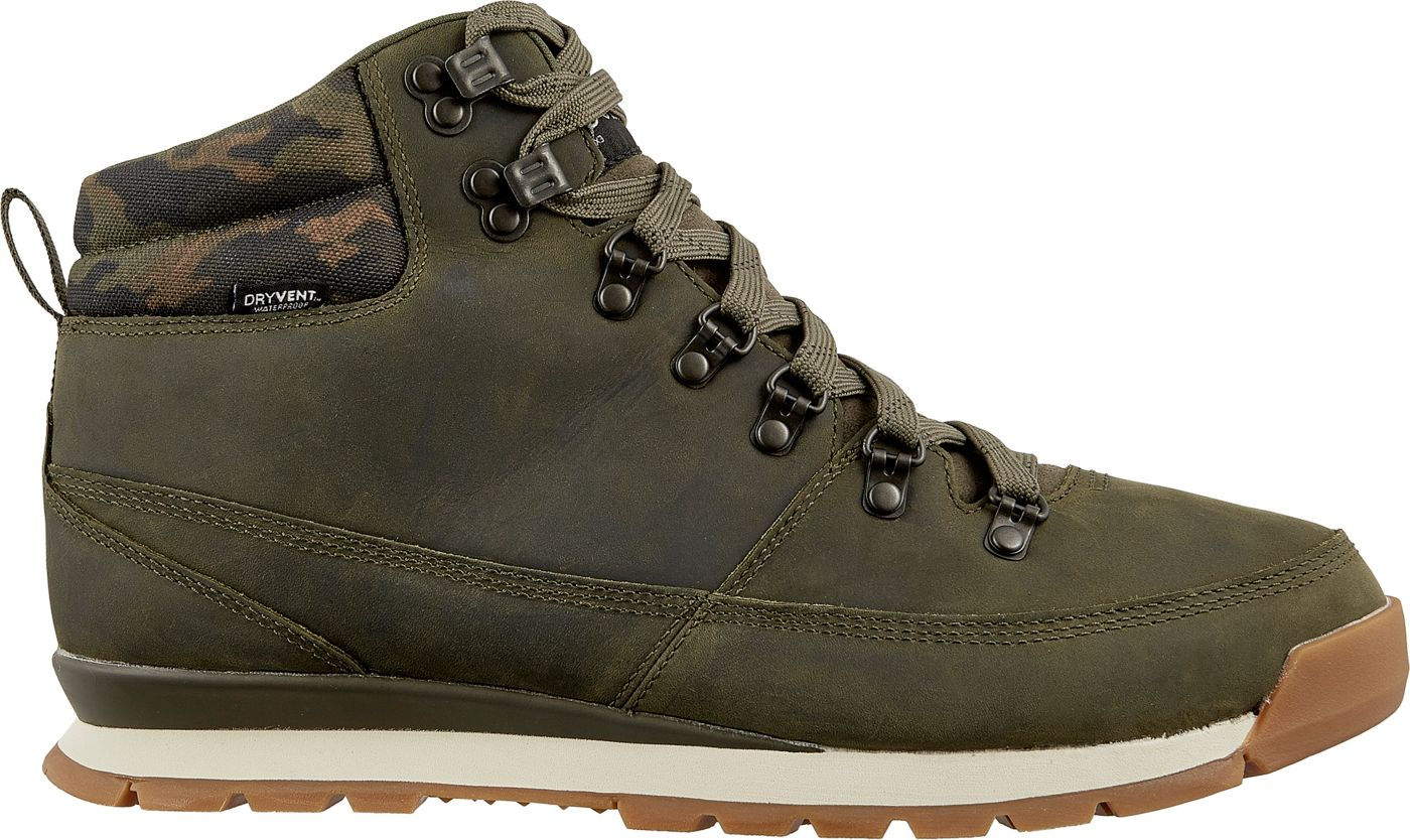 The North Face Men's Back-to-Berkeley EDX 100g Waterproof Winter Boots