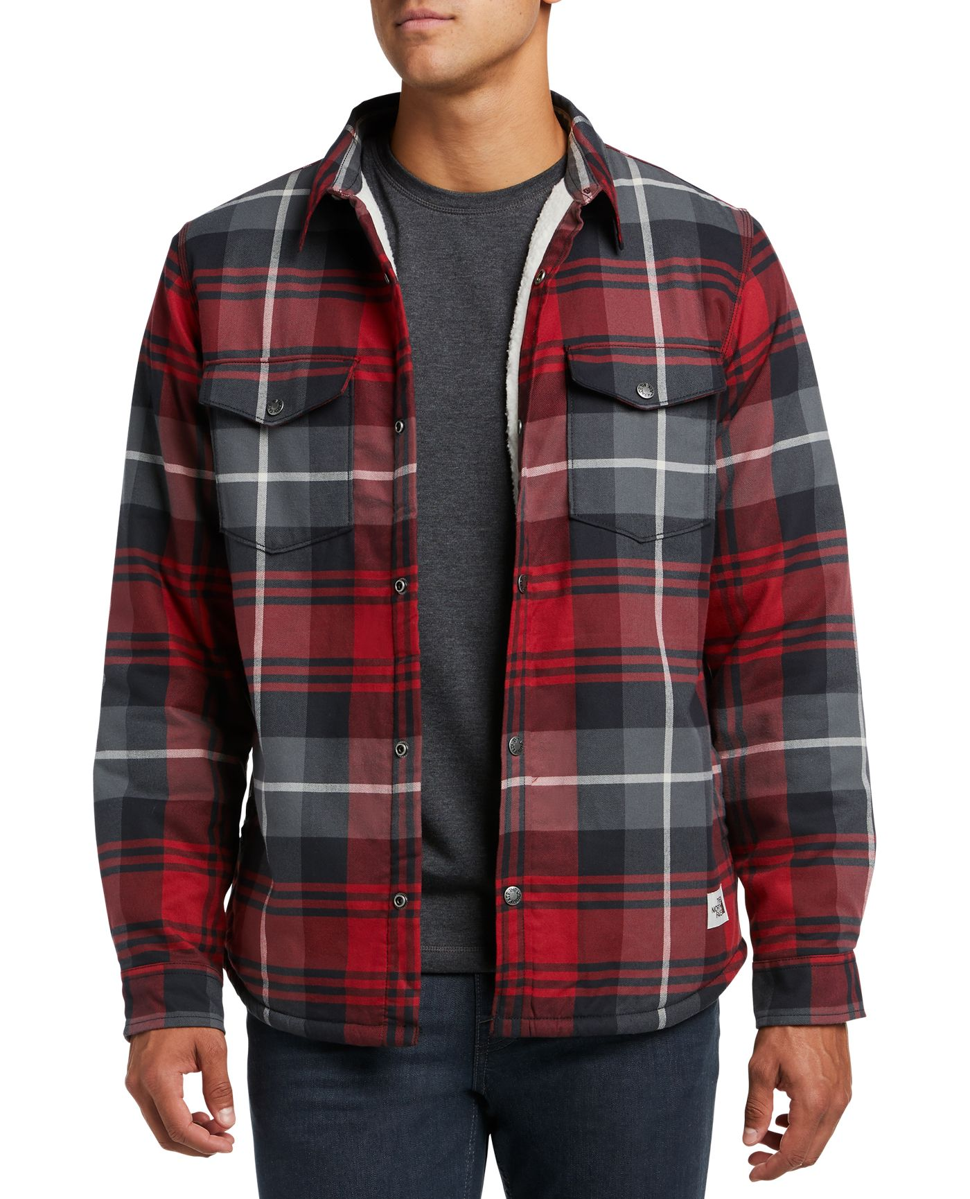 The North Face Men's Campshire Shirt Jacket
