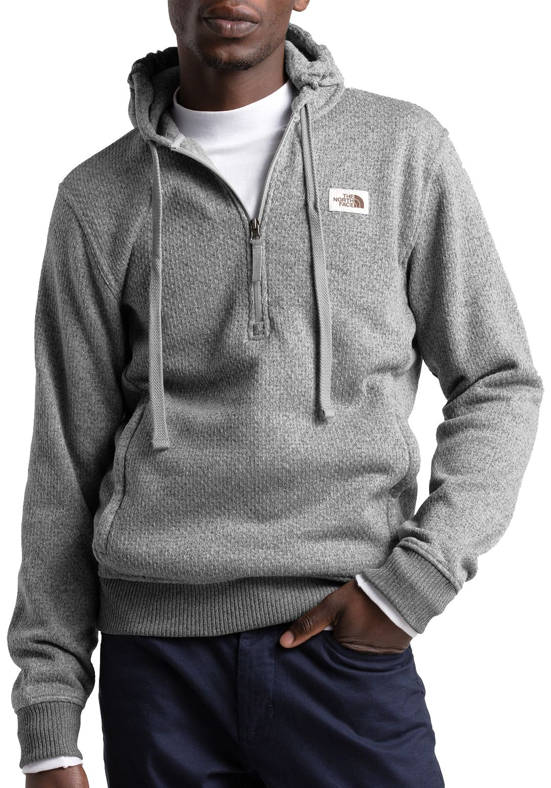arrives new appearance sophisticated technologies The North Face Men's Curran Trail Quarter Zip Hoodie