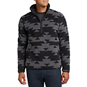 The North Face Men's Dunraven Novelty Sherpa ¼ Zip Fleece Jacket