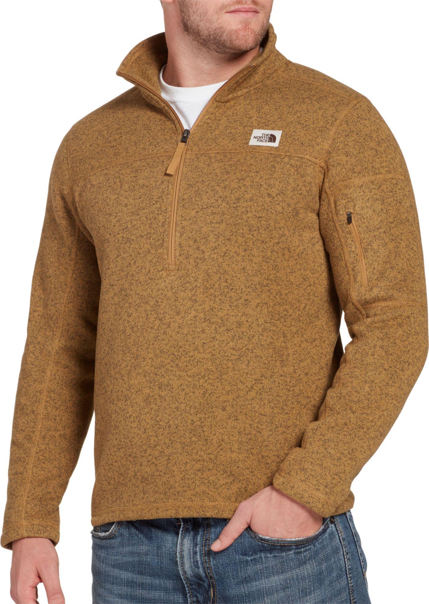 The North Face Men's Gordon Lyons ¼ Zip Pullover
